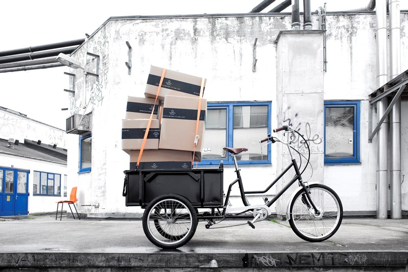 Sanitov Cargo-Bicycle - © Sanitov