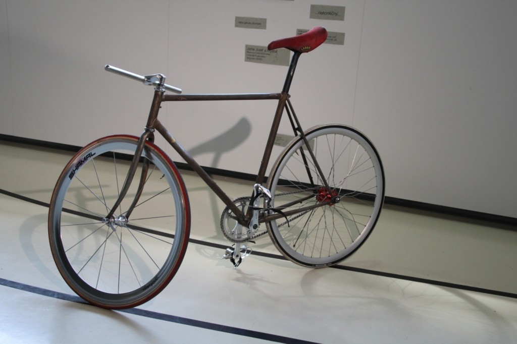 Concrete Bikes, Design Bicycle, 2010
