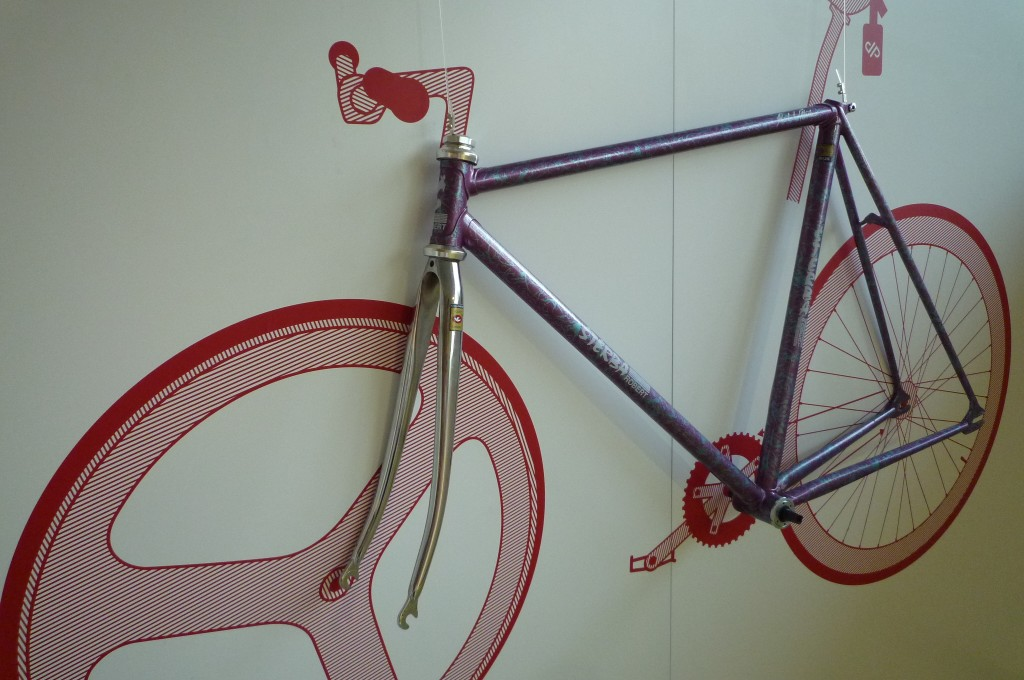 Pedal Project - Dream Bike, 2011