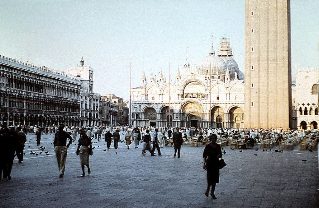 Venice - a great car-free city - Alan Wakeman