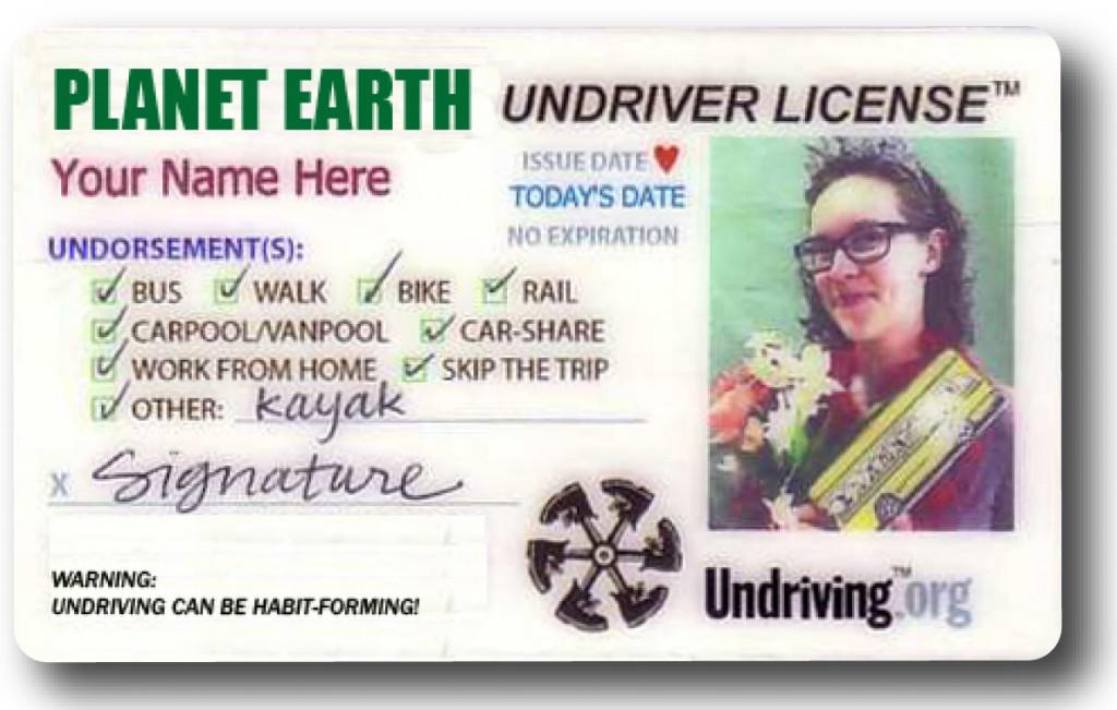 Undriver License